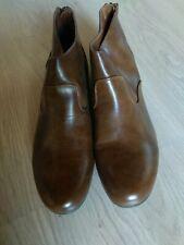 Damen Schuhe 43 Braun Leder Graceland