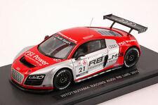Audi R8 #21 Hitotsuyama Racing LMS 2011 1:43 Model 44630 EBBRO