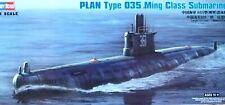 Hobbyboss 1:350 Type 035 Ming Class PLAN Submarine Model Kit