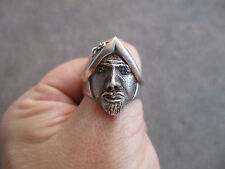 1960 Conquistador Fraternal Masonic sterling hand made secret society ring 9