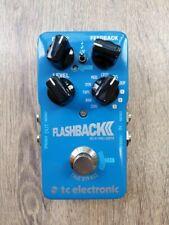 TC Electronic Flashback Delay 2 pedal with TonePrint