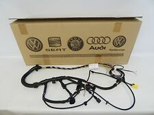 New OEM 2003-2005 VW Touareg Twin Halogen Head Light Lamp Wiring Harness Section