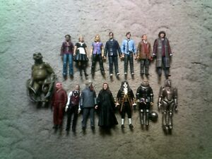 """Doctor Who 5.5"""" Action Figures  - Complete Your Collection"""