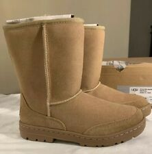 UGG ULTRA REV SHORT 52250 SAND SIZE 5 BRAND NEW WOMAN'S BOOT 100% AUTHENTIC*