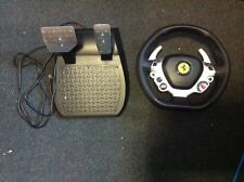 Thrustmaster TX Ferrari 458 Italia Edition wheel and pedals only