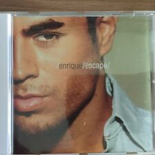 ENRIQUE IGLESIAS - ESCAPE ~ Rock Pop Album CD