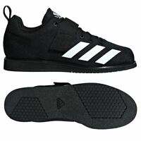 Adidas Powerlift 4 Weightlifting Shoes Mens Womens Black Powerlifting Trainers