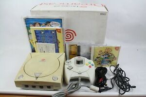 Sega Dreamcast HKT-3000 Console BOX DC system Japan tested working