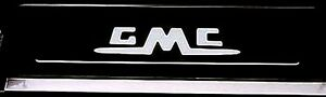 1955 1956 1957 1958 1959 Stepside GMC Pickup Truck Tailgate Decal Letters