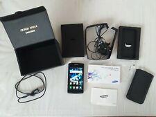 Samsung Galaxy S Giorgio Armani Giorgio Armani GT-I9010 Raro en Caja De Teléfono Móvil