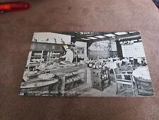 Amsterdam postcard- Restaurant adverting - Astoria old Dutch Grill room