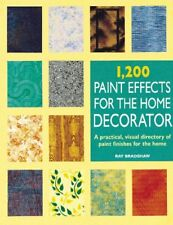 1,200 Paint Effects for the Home Decorator (Quarto