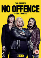 No Offence: Series 3 DVD (2018) Joanna Scanlan cert 15 2 discs ***NEW***