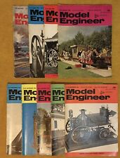 Model Engineer Magazine 1968 Volume 134 Job Lot