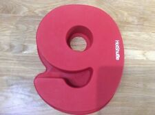 Large Silicone Number Cake Mould HotShuffle No.9 Brand New