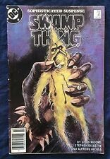 "Swamp Thing #41 (DC, Oct. 1985) ""Southern Change"" Alan Moore ~ Newsstand Variant"