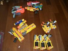 Nerf Guns And Accessories Lots (You Choose)