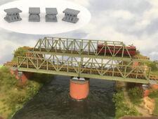 Modellbahn Union MU-TT-A00135 TT Brückenlager Nr.1 4x