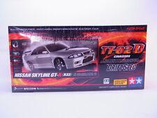 69074 Tamiya RC 58604 TT-02D Nissan Skyline GT-R R33 1:10 Bausatz NEU in OVP