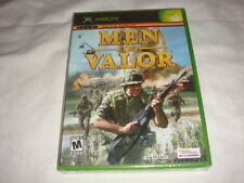 Men of Valor - Original Microsoft Xbox game Complete New Factory Sealed M Mature