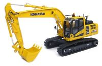1:50 Komatsu PC200i-10 Hydraulic Excavator Diecast Toy Model for Gift,Collection