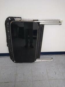 Sun Roof Glass Track & Motor Complete SUBARU XV CROSSTREK 14 2014 OEM