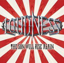LOUDNESS-THE SUN WILL RISE AGAIN-JAPAN SHM-CD