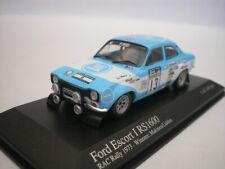 Ford Escort I Rs 1600 #13 Rac Rally 1973 Makinen 1/43 minichamps 430738113 New