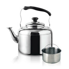 Stainless Steel Hot Water Whistling Kettle 5L With Whistle Sound Tea Kettle