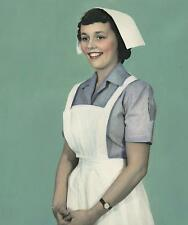 Photo. ca 1962. British Honduras. Nurse in Uniform