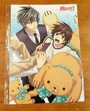 Junjou Romantica 3 - Misaki Takahashi x Akihiko Usami Pencil board Ver. B YAOI