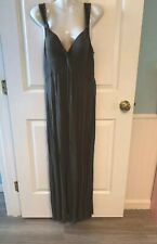 Boston Proper Maxi Dress Size Medium Sleeveless Long