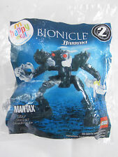 McDonald's Bionicle Barraki Happy Meal - #2 Mantax - 2007 - Sealed Package