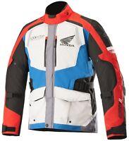 Alpinestars Andes V2 Drystar Honda Hommes Blouson Moto Imperméable Touring