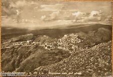 TIRIOLO panorama visto dal monte 10x15 viagg 1961 Catanzaro Calabria