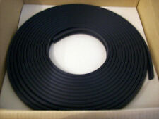 NEW OEM CROWNLINE BOAT 48' BLACK REPLACEMENT RUBRAIL RUB RAIL INSERT 32017
