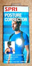 NIB SPRI Back Posture Corrector Brace-Fits Most-For Fitness/Recovery