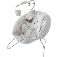 Fisher-Price Sweet Snugapuppy Dreams Deluxe Bouncer  (273-3)