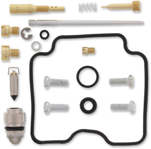 Moose Racing Carburetor Rebuild Kit 1003-0606 08-13 Yamaha YFM 250 R Raptor