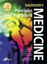 Davidson's Principles and Practice of Medicine by Stanley Davidson (2002, Paperb