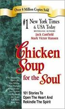 Chicken Soup for the Soul 101 Stories to Open Heart, Rekindle Spirit paperback