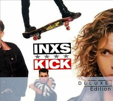 INXS - KICK [25TH ANNIVERSARY DELUXE EDITION] [DIGIPAK] (NEW CD)