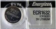 Energizer CR 1220 baterías de moneda de litio 3 V paquete único ECR1220BP Exp:2021 2 un