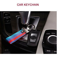 1Pcs BMW Fashion M-Color Metal Car Keychain Keyring Key Chain Ring Keyfob Gift