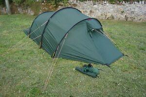 Hilleberg Nallo 4 GT 4-person Green Tent c/w Footprint