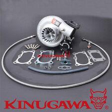 """Kinugawa Billet Turbo 3"""" TD05H-18G Nissan TD42 Patrol w/ T3/8cm/ 9Blade/Oil Cool"""