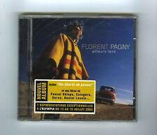 CD (NEW) FLORENT PAGNY AILLEURS LAND