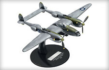 Atlas Fighters of World War II Richard I.Bong et son Lockhead P-38J Lightning.