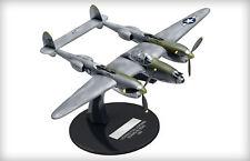 Atlas Fighters of World War II Richard I.Bong et son Lockhead P-38J Lightning.