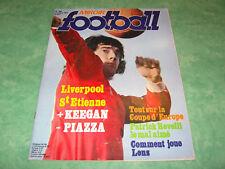 Miroir Football n°286. 11 Mars 1977. Piazza Liverpool-Saint-Étienne Lens T.B+